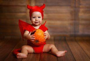13 Tricks to Make Baby's 1st Halloween Awesome