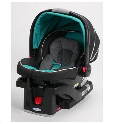 Graco Snugride bucket car seat for babies