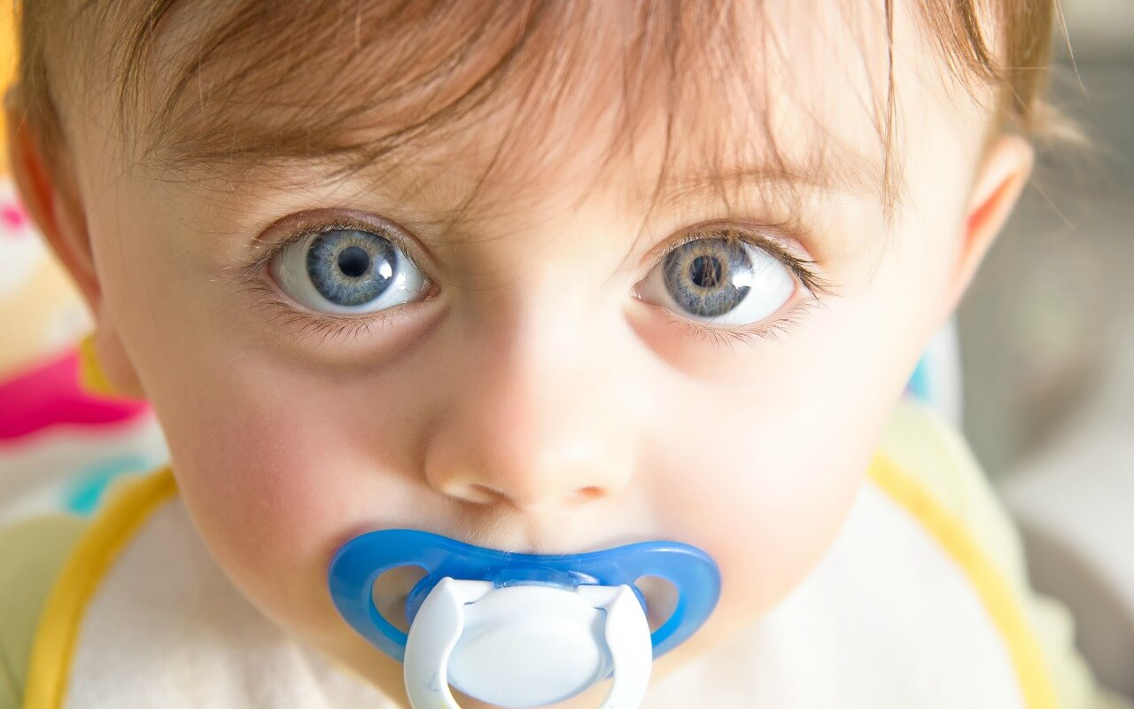 How long should a child use a pacifier?