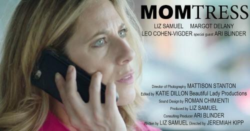Momtress image - Momsanity