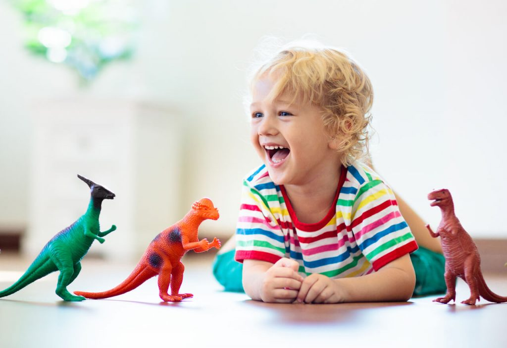 The Best Ways to Feed Your Kid's Dinosaur Obsession
