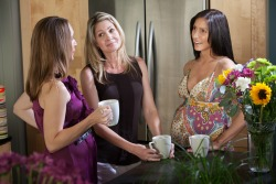 The Science of Mom Friendship