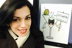 Flat Martini and Momsanity Take Manhattan!