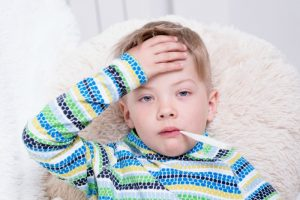 Why My Son's Cold Turned Me Into a Crazy Lunatic