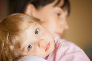 Parenting: Irony, Puke and Silver Linings