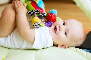 How to Entertain an Infant