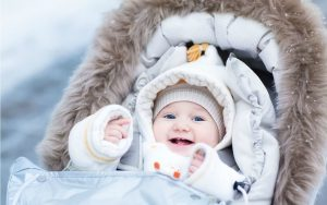5 Things You Need to Keep Your Baby Warm This Winter
